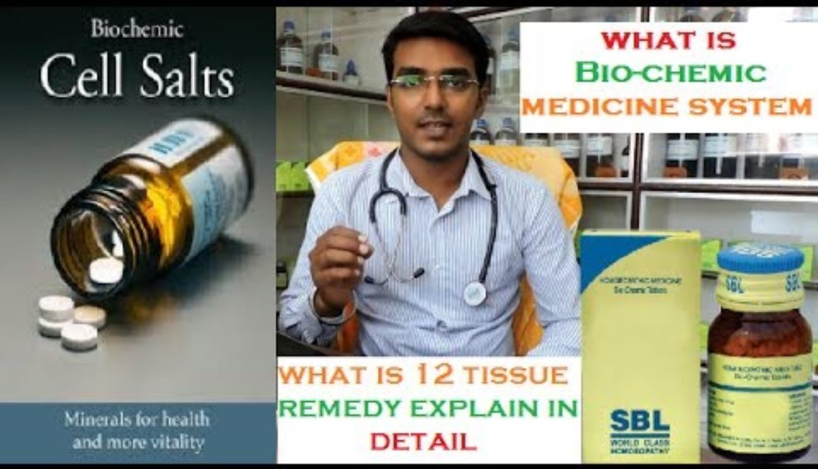 What is Bio-Chemic Medicine System | Explain in Detail |