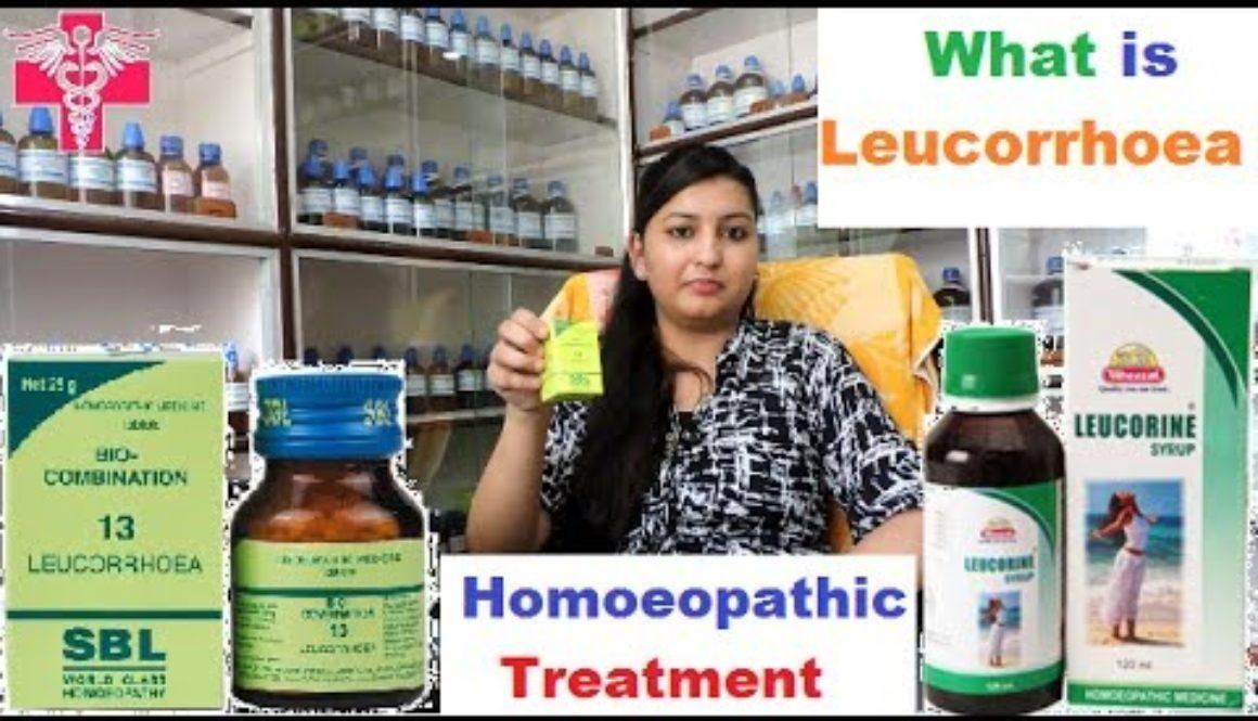 What is Leucorrhoea | Homoeopathic Treatment of Leucorrhoea | Hindi |